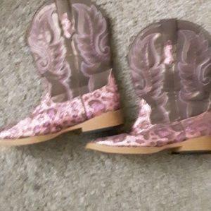 Girls Roper Boots